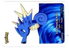 POKEMON LAMINCARDS CARTE CARD 117 HYPOCEAN Seadra