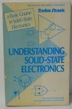 Understanding Solid-State Electronics Book