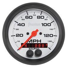"Auto Meter 5880 Phantom 3-3/8"" GPS Speedometer (0-140 MPH)"