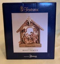 Fontanini Holy Family Ornament