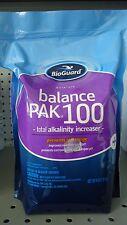 "NEW BioGuard Maintain Balance Pak 100 ""Total Alkalinity Increaser"" 4LB POUND BAG"