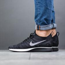Nike Mariah Flyknit Racer Oreo sz 10  918264 010  trainer running shoes