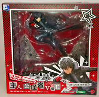 Kotobukiya Artfx J Persona 5 Hero Phantom Thief ver Kaito ver Figure 1:8