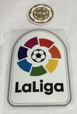 LFP LA LIGA soccer Patch badge FC BARCELONA Campion Champion Set 2017-2018
