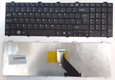 New Fujitsu Lifebook AH512 AH531 AH530 NH751 Series S26391-F167-B225 UK Keyboard