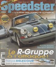 SPEEDSTER 6 PORSCHE 911 T/R 1969 356 PRE A 1965 356 A 1959 911 T 2.2 1970 DP11RS