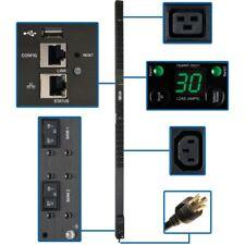 Tripp Lite Pdu Monitored 208/240V 30A 36 C13; 6 C19 L6-30P Pdumnv30Hv2Lx