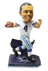 Dak Prescott Dallas Cowboys Football NATION Bobblehead Bobblehead NEW