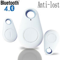 H43 mini Smart Bluetooth Anti-Lost Tracker Alarm Schlüssel Finder GPS + Batterie