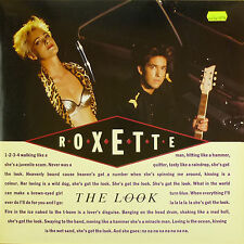"""12"""" Maxi - Roxette - The Look - B52 - washed & cleaned"""