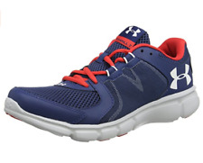 Under Armour Thrill 2 Mens UK 7 EU 41 Navy Blue & Grey Running Shoes Trainers