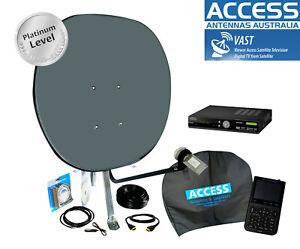 Platinum Caravan VAST Satellite Dish TV Kit - Pickup and Same day shipping