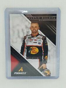 Austin Dillon 2021 Panini Chronicles Pinnacle - NASCAR Racing - #9