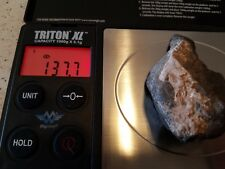 Authentic meteorite Space Fossil Rock Collectible Fragment meteor Lunar Moon #29