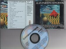 ALAN PARSONS Songbook CD SYNTHESIZER GREATEST ARCADE ED STARINK