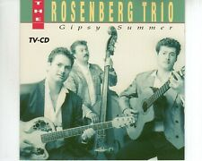 CD THE ROSENBERG TRIOgipsy summerEX (A3664)