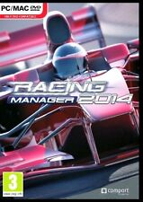 RACING MANAGER 2014  MANAGE YOUR OWN RACING TEAM. NEW. SHIPS FAST AND SHIPS FREE