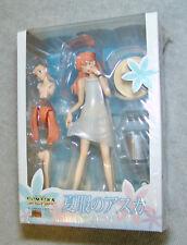 NEW MIB Neon Genesis Evangelion: Asuka Langley Summer Ver. PVC Statue USA SELLER