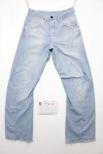 Levi's Engineered 790 jeans usato (Cod.E747) Tg.45 W31 L34  boyfriend