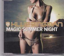 Klubbingman-Magic Summer Night cd maxi single 8 tracks