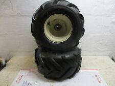 Cub Cadet Super 1782 1882 2082 2084 2182 front wheels and 18x9.50-8 AG tires