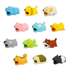 Line Bite for Iphone Cable Line Cute Animal Phone Accessory Protector Storages