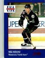 1992-93 Score USA Greats Mike Modano #5