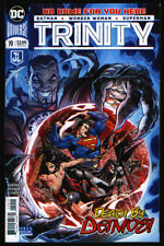 Trinity Rebirth #19 Guillem March Cover Comic