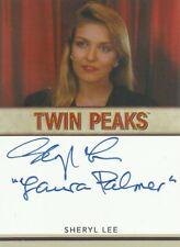 "Twin Peaks Archives 2019: Sheryl Lee ""Laura Palmer"" Inscription Autograph Card b"