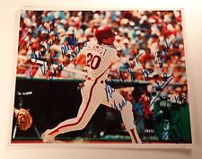 Mike Schmidt Signed Photo Warmly Inscribed to his Cell Phone Provider