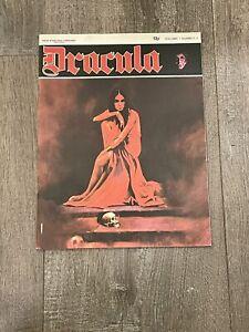 """Dracula"" Volume 1 No.3 New England Library London 1971"