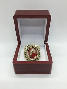 1980 Philadelphia Phillies World Series Mike Schmidt Championship Ring with Box