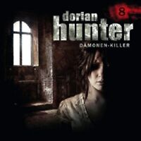 DORIAN HUNTER - FOLGE 08: KINDER DES BÖSEN  CD  31 TRACKS HÖRSPIEL  NEU