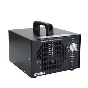 Ozone Generator Machine Air Purifier Cleaner Ionizer Smoke Deodoriser 10,000mg/h