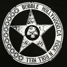 Bubble Men's L T-Shirt Hollywood Rock N Roll Hell Licensed Blastwave Band Merch