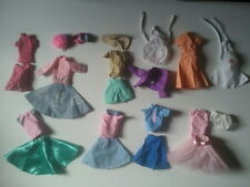 FELICITY WISHES PLUSH DOLL CLOTHES - Bulk Lot - Good Condition (Lot G)