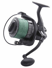 Wychwood Dispatch 7500 Spod carp Fishing Reel – 30lb Braid 200m Loaded