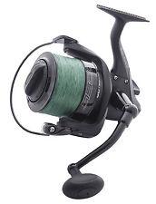 Wychwood Dispatch 7500 Spod carp Fishing Reel – 30lb Braid 200m Loaded
