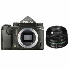 Pentax KP DSLR fotocamera professionale + Pentax SMC DA 50mm f/1.8 l'obiettivo Nuovo di Zecca