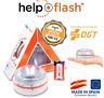 Luz de emergencia baliza v16 AUTÓNOMA de señalización HELP FLASH SMART