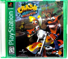 Crash Bandicoot Warped (Ps1) Game & Generic Cover - Clean,Tested & Fast Shipping