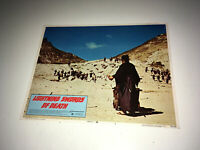 LIGHTNING SWORDS OF DEATH Movie Lobby Card Poster LONE WOLF and CUB Kung Fu #1