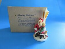 "Vintage Sebastian Miniatures ""Santa Claus�; 1949"