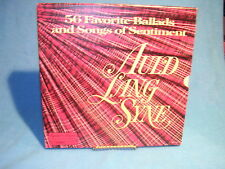 Reader's Digest Auld Lang Syne RD4-58 NM/VG+ FREE SHIPPING