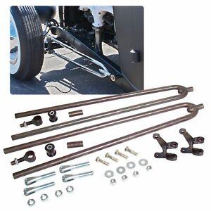 Universal Solid Axle Radius Hairpin Kit truck muscle