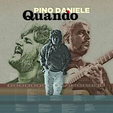 cd Pino Daniele - Quando (3 Cd)
