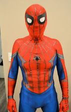 Latest Spider-Man HOMECOMING Movie Replica Comic-Con Cosplay Costume