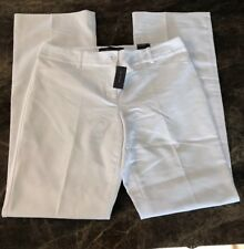 THE LIMITED COLLECTION DREW FIT BOOTCUT DRESS PANTS IN WINTER WHITE SIZE 8