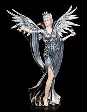 Statue d'ange 47 cm - Lady Le mode de vie du Père Noël GLACE - Elfe Fee