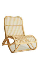 Zara Braided Handcrafted Rattan Chair (natural colour) - new other